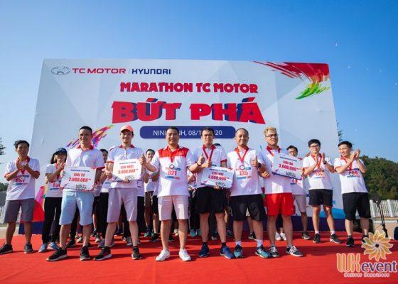 tổ chức team building Hào Khí Đông A TC Motor Hyundai 008