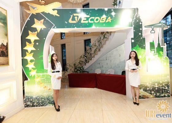 tổ chức tiệc tất niên cuối năm ECOBA Việt Nam 009