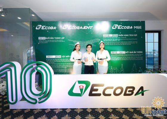 tổ chức tiệc tất niên cuối năm ECOBA Việt Nam 010