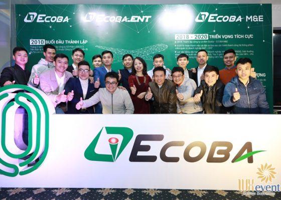 tổ chức tiệc tất niên cuối năm ECOBA Việt Nam 011
