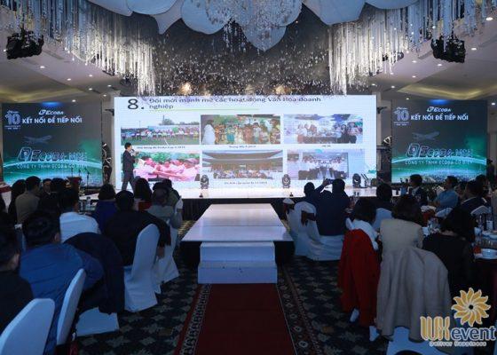 tổ chức tiệc tất niên cuối năm ECOBA Việt Nam 013