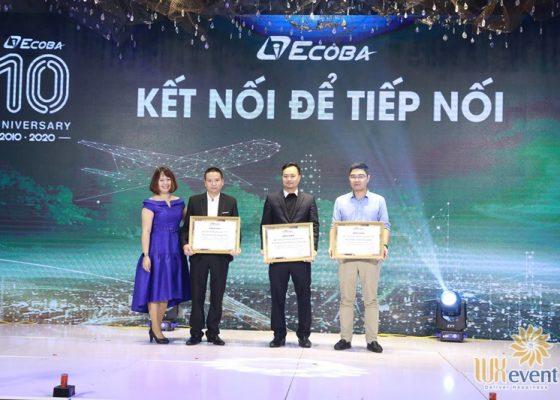 tổ chức tiệc tất niên cuối năm ECOBA Việt Nam 015