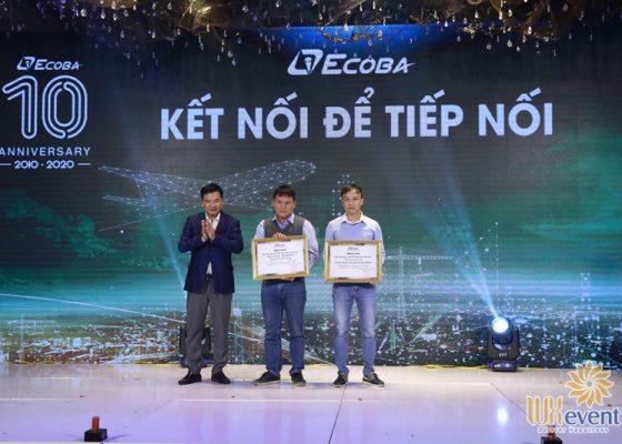 tổ chức tiệc tất niên cuối năm ECOBA Việt Nam 016