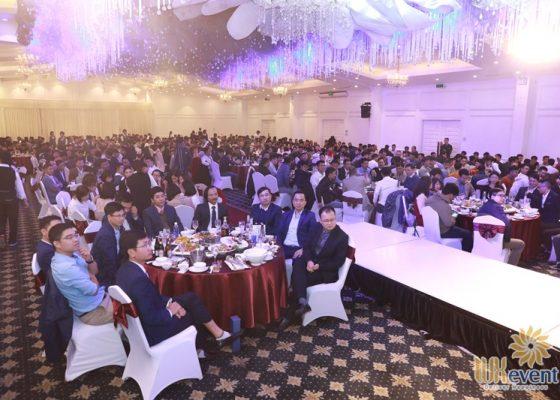 tổ chức tiệc tất niên cuối năm ECOBA Việt Nam 005