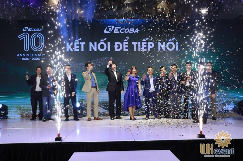 tổ chức tiệc tất niên cuối năm ECOBA Việt Nam 006