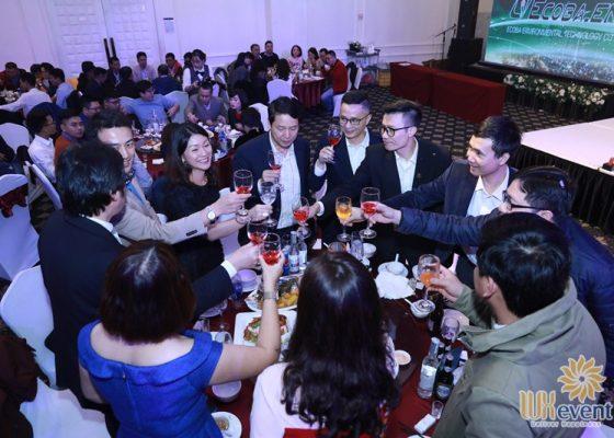 tổ chức tiệc tất niên cuối năm ECOBA Việt Nam 018