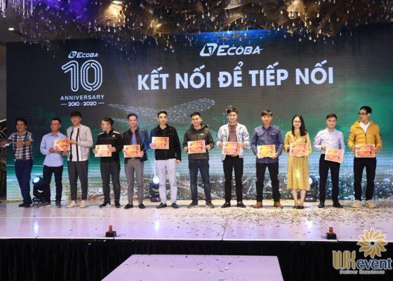 tổ chức tiệc tất niên cuối năm ECOBA Việt Nam 021