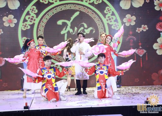 tổ chức tiệc tất niên cuối năm ECOBA Việt Nam 007