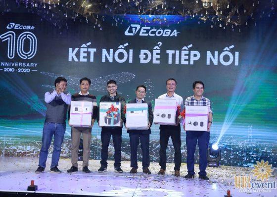 tổ chức tiệc tất niên cuối năm ECOBA Việt Nam 025