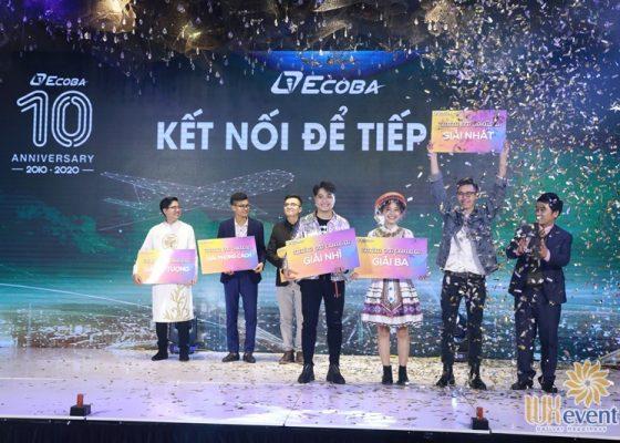 tổ chức tiệc tất niên cuối năm ECOBA Việt Nam 034