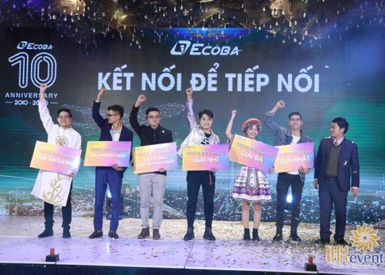 tổ chức tiệc tất niên cuối năm ECOBA Việt Nam 035