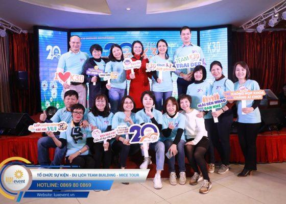 tổ chức họp khóa kỷ niệm 20 năm ra trường K30 ULIS 021