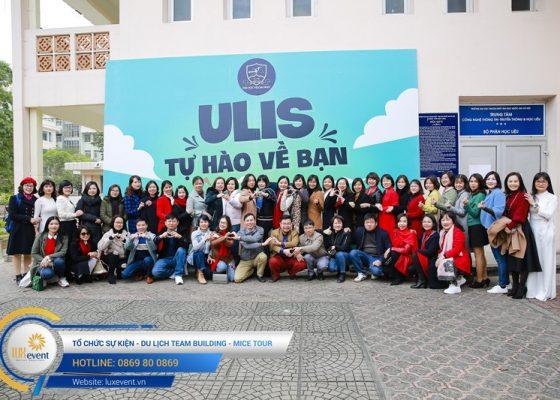 tổ chức họp khóa kỷ niệm 20 năm ra trường K30 ULIS 027