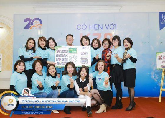tổ chức họp khóa kỷ niệm 20 năm ra trường K30 ULIS 031
