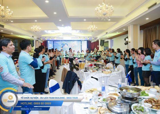 tổ chức họp khóa kỷ niệm 20 năm ra trường K30 ULIS 008
