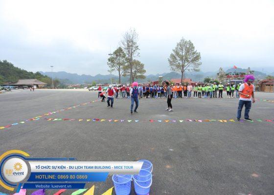 Tổ chức du lịch team building Mộc Châu La Vie Hà Nội 021