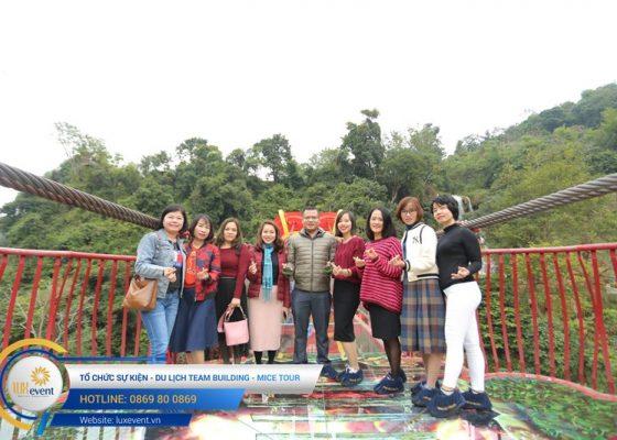 Tổ chức du lịch team building Mộc Châu La Vie Hà Nội 026