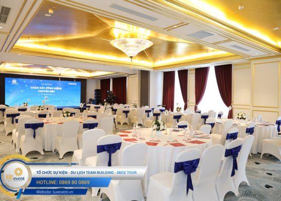 tổ chức hội thảo sức khỏe răng miệng Đài Linh Group 003