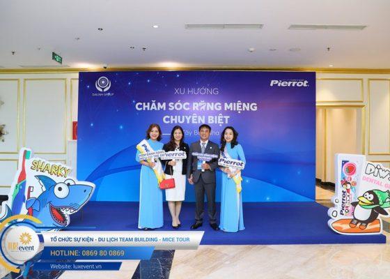 tổ chức hội thảo sức khỏe răng miệng Đài Linh Group 005