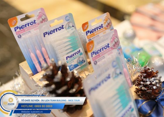 tổ chức hội thảo sức khỏe răng miệng Đài Linh Group 007