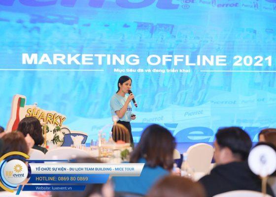 tổ chức hội thảo sức khỏe răng miệng Đài Linh Group 024