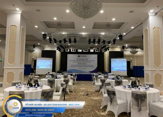 tổ chức hội thảo trực tuyến Học viện chính trị quốc gia Hồ Chí MInh 003
