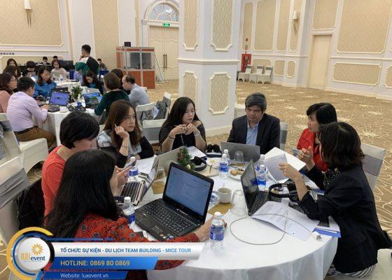 tổ chức hội thảo trực tuyến Học viện chính trị quốc gia Hồ Chí MInh 004