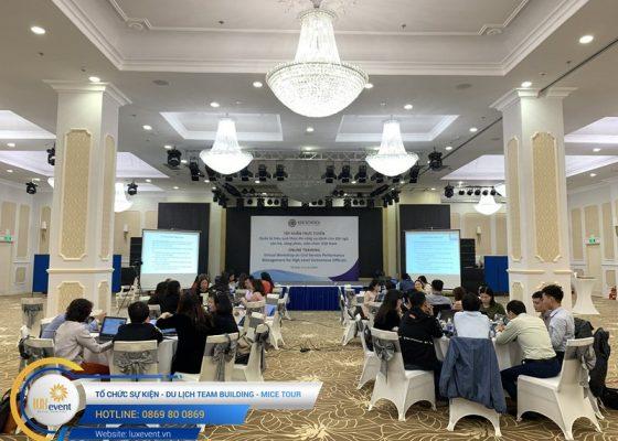 tổ chức hội thảo trực tuyến Học viện chính trị quốc gia Hồ Chí MInh 009