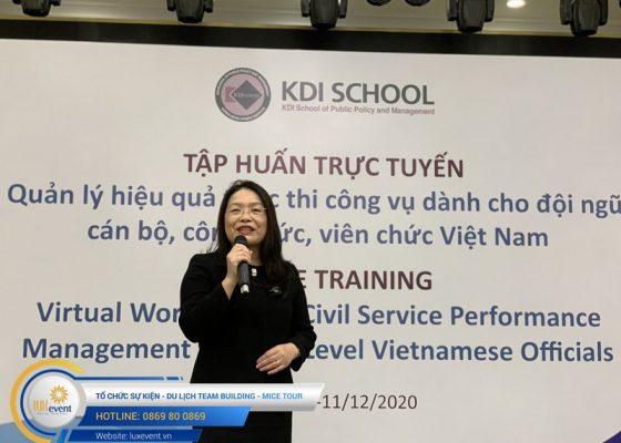 tổ chức hội thảo trực tuyến Học viện chính trị quốc gia Hồ Chí MInh 006