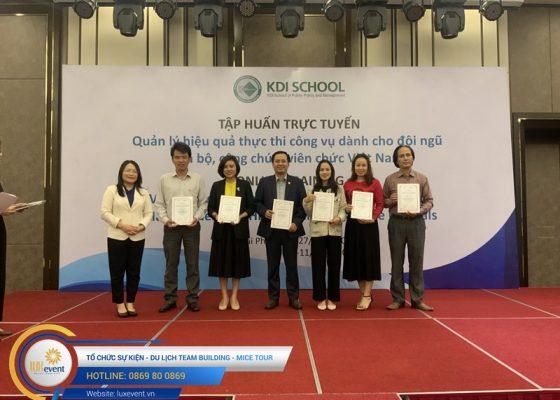 Tổ chức hội thảo tập huấn trực tuyến - Học viện Chính trị quốc gia Hồ Chí Minh 7