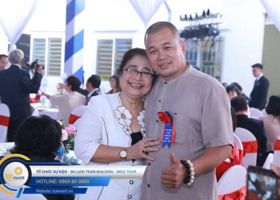 tổ chức lễ kỷ niệm 10 năm thành lập Dược phẩm Tâm Bình 017