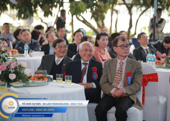 tổ chức lễ kỷ niệm 10 năm thành lập Dược phẩm Tâm Bình 029