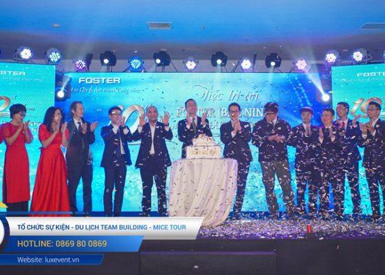 tổ chức lễ kỷ niệm thành lập Foster Bắc Ninh 014