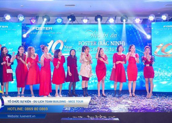 tổ chức lễ kỷ niệm thành lập Foster Bắc Ninh 017