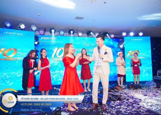tổ chức lễ kỷ niệm thành lập Foster Bắc Ninh 019
