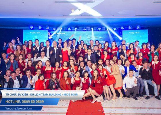 tổ chức lễ kỷ niệm thành lập Foster Bắc Ninh 021