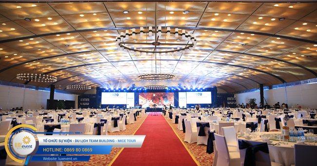 Các địa điểm tổ chức hội nghị khách hàng tại Hà Nội