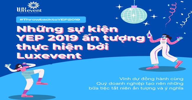 top 7 sự kiện year end party ấn tượng - Luxevent