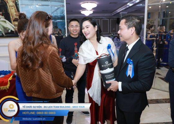 tổ chức lễ kỷ niệm 20 năm thành lập Hanoi Housing 009
