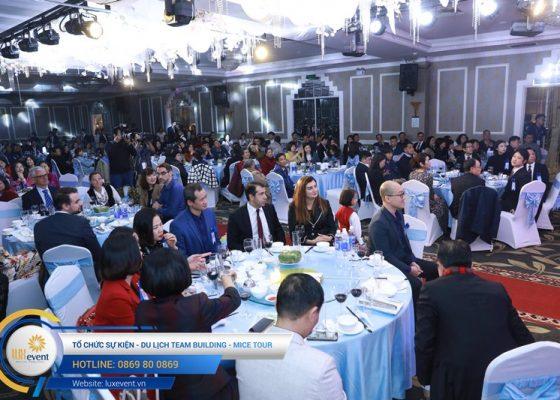 tổ chức lễ kỷ niệm 20 năm thành lập Hanoi Housing 010