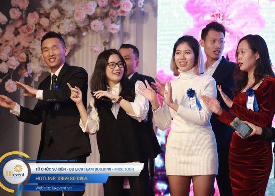 tổ chức lễ kỷ niệm 20 năm thành lập Hanoi Housing 016