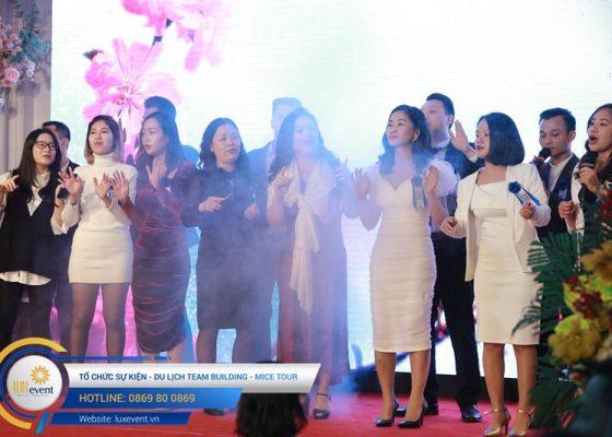tổ chức lễ kỷ niệm 20 năm thành lập Hanoi Housing 017