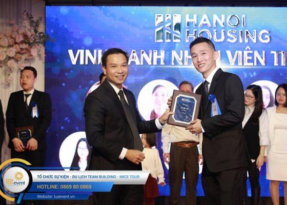 tổ chức lễ kỷ niệm 20 năm thành lập Hanoi Housing 006