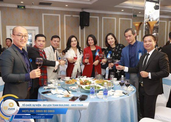 tổ chức lễ kỷ niệm 20 năm thành lập Hanoi Housing 022