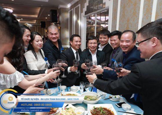 tổ chức lễ kỷ niệm 20 năm thành lập Hanoi Housing 004