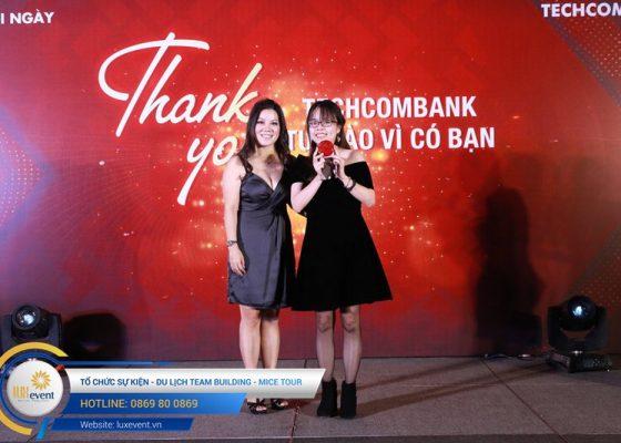 tiệc tất niên cuối năm Techcombank HR Division 021