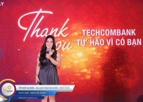 tiệc tất niên cuối năm Techcombank HR Division 008