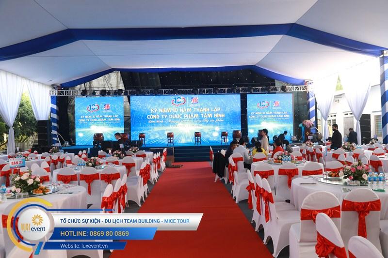công ty tổ chức sự kiện uy tín chuyên nghiệp