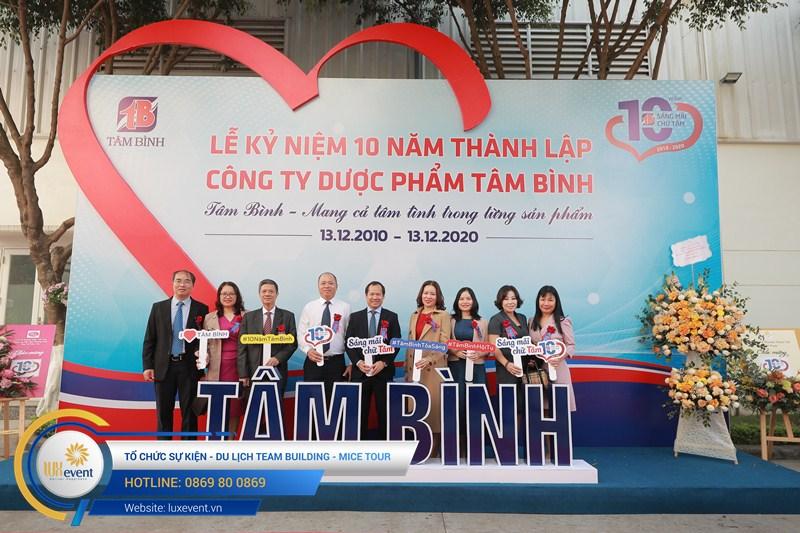 công ty tổ chức sự kiện chuyên nghiệp tại Hà Nội