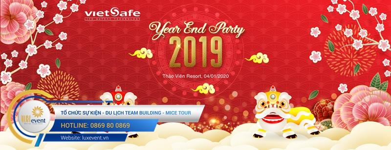 mẫu thiết kế backdrop tiệc cuối năm đẹp